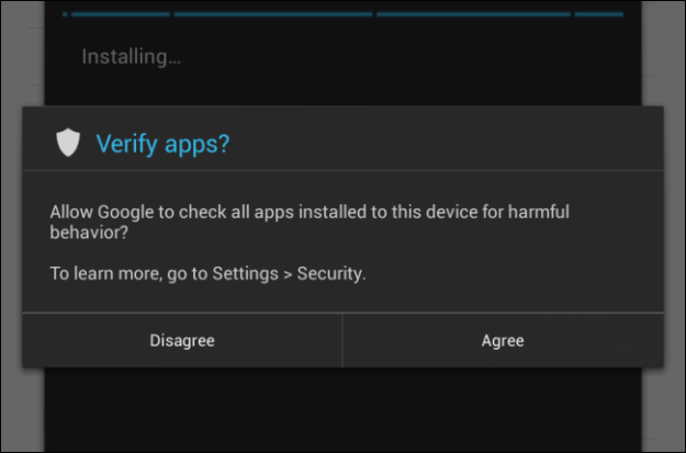 android-verify-apps