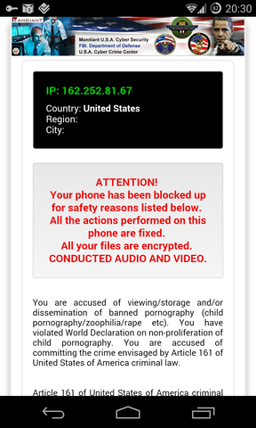 android-ransomware