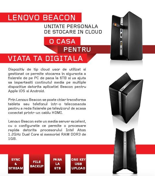 Lenovo Beacon